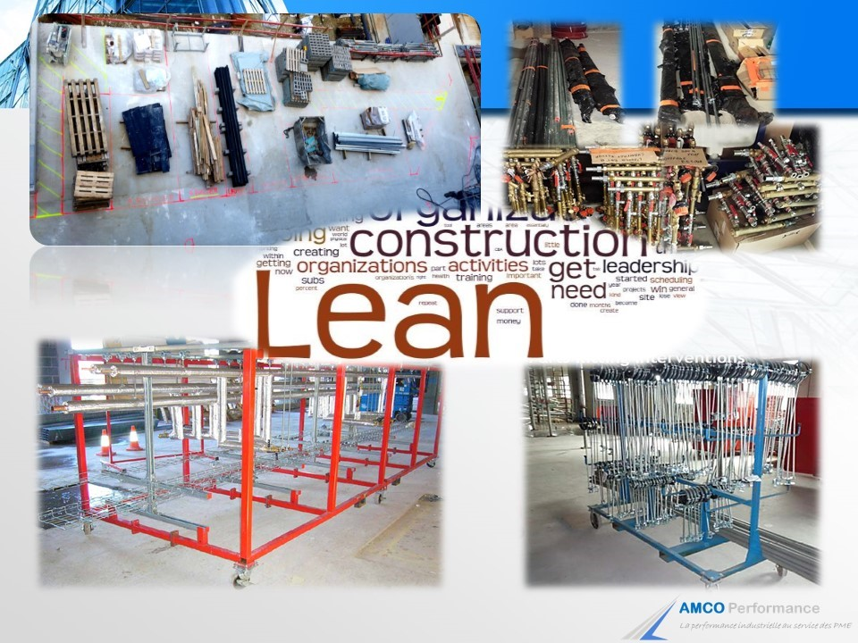 Le Lean Construction Le Lean Management Fa On B Timent